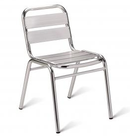 Ultra Aluminium Chair - Simply Tables and Chairs