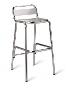 Ultra Aluminium Bar Stool - Simply Tables & Chairs