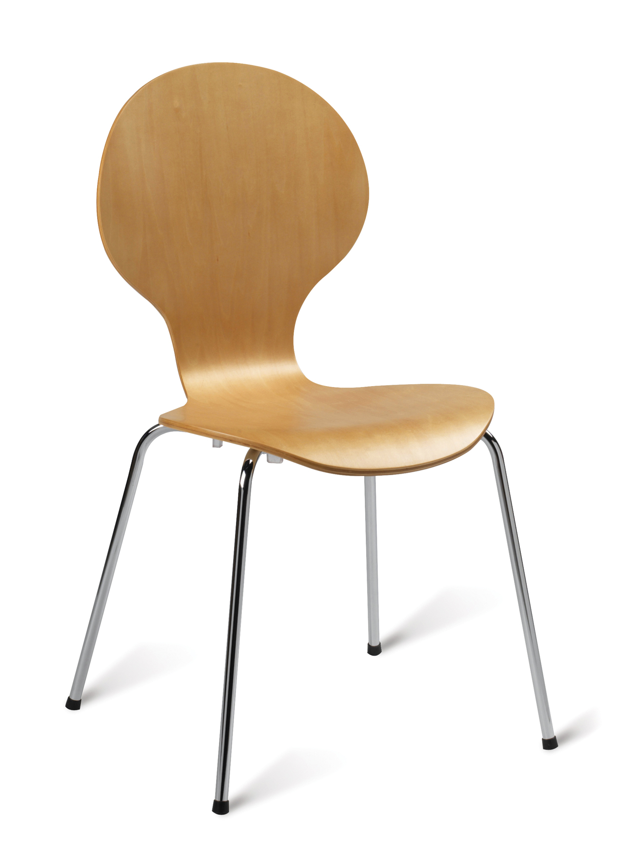 Corsica contemporary cafe chair simply tables chairs for Contemporary seating chairs
