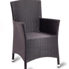 Italia Outdoor Weave Lounge Chair - Lockerland