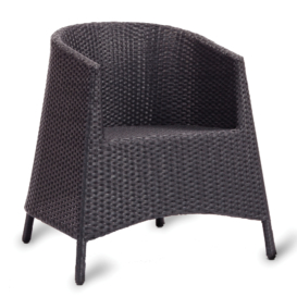 Italia Outdoor Stacking Tub Chair - Simply Tables and Chairs