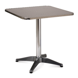 Ultra Aluminium Square Table - Simply Tables and Chairs
