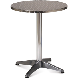 Ultra Aluminium Round Table - Simply Tables and Chairs