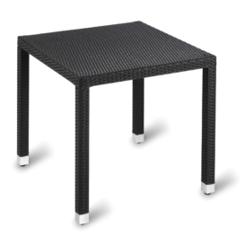 Ville Outdoor Square Weave Table - Simply Tables and Chairs