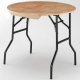 Round Folding Banqueting Table - Simply Tables and Chairs
