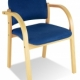 Elva Wooden Conference Chair - Simply Tables and Chairs