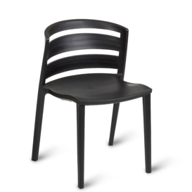Ann Stacking Cafe Chair - Simply Tables and Chairs