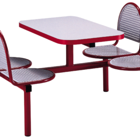 Boston Canteen Seating Unit - Simply Tables and Chairs