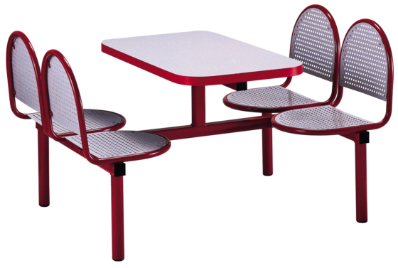 Boston Canteen Seating Unit – Simply Tables and Chairs