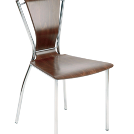 Dora Contemporary Cafe Chair - Simply Tables and Chairs