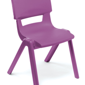 Grape Crush Postura Education Chair from Simply Tables and Chairs