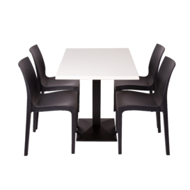 Strava Furniture Set 3 - Simply Tables and Chairs