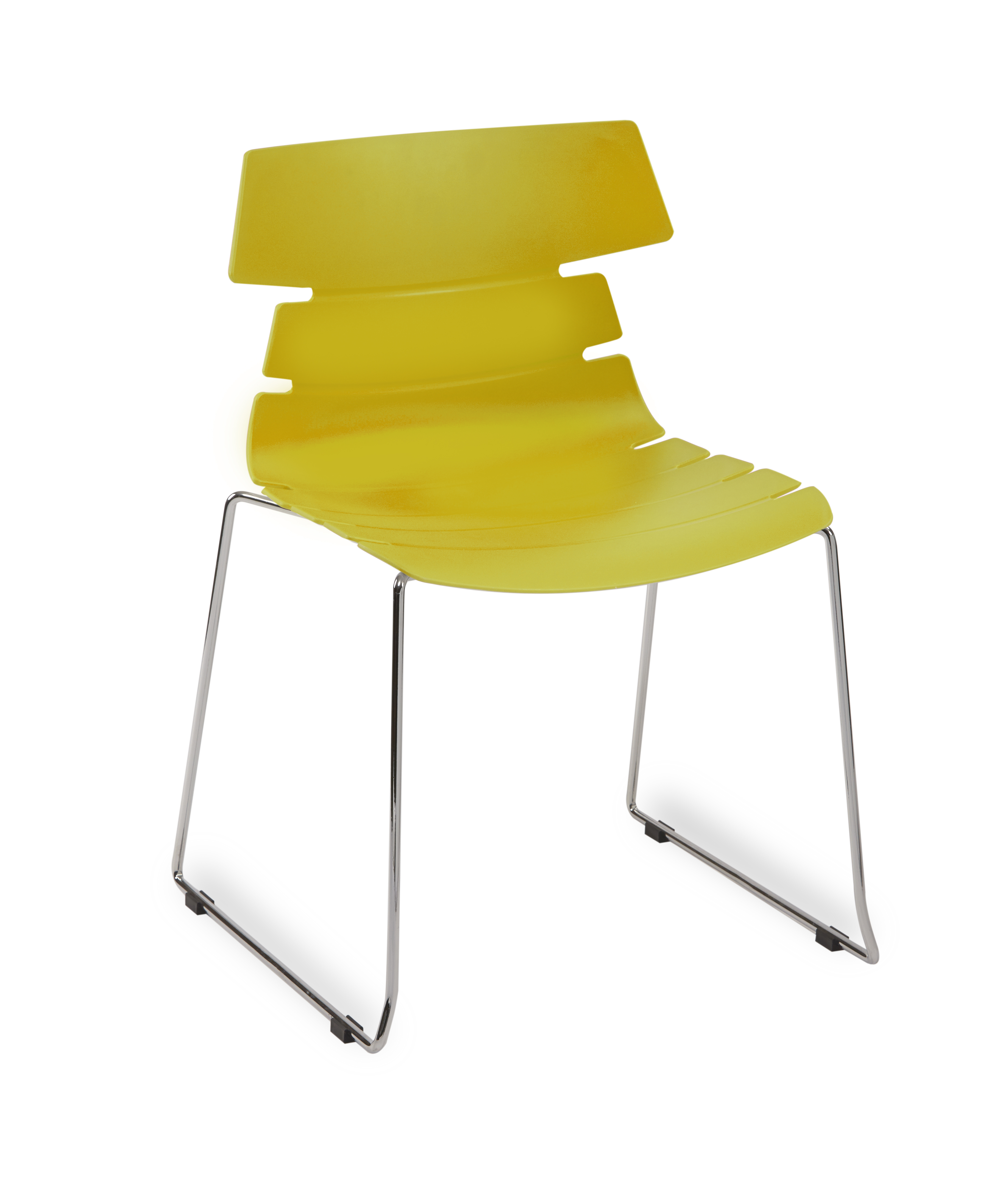 Huxley Cafe Chair with Skid Base Simply Tables & Chairs