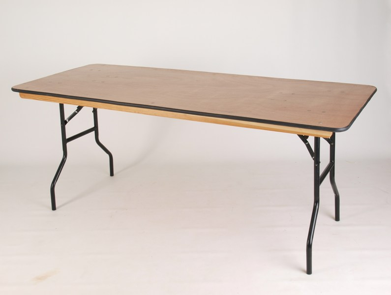 American Folding Trestle Table U2013 Simply Tables And Chairs
