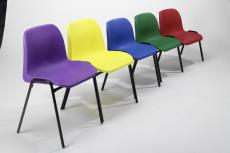 Stacking Polypropylene Chair - Simply Tables and Chairs