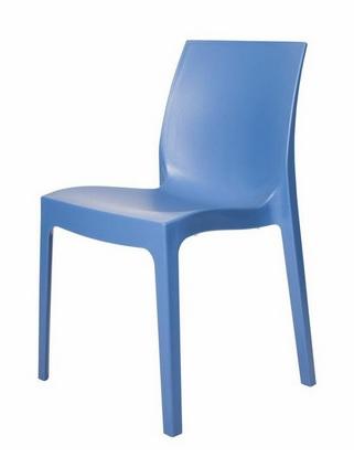 Gentil Strava Polypropylene Outdoor Stacking Chair