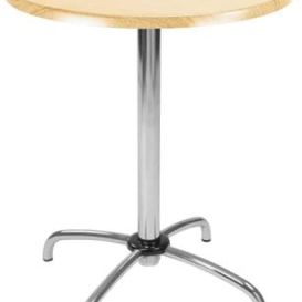 Cafe Chrome Table - Simply Tables and Chairs