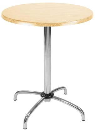 Cafe Chrome Table – Simply Tables and Chairs