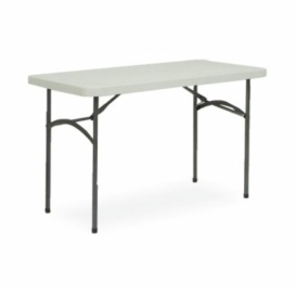 Plastic Folding Table - Simply Tables and Chairs
