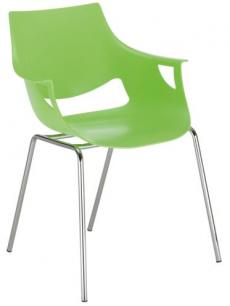 Fano Cafe Chair - Simply Tables and Chairs - Green