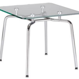 Halo Glass Table - Simply Tables and Chairs