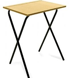 Scholar Exam Desks - Simply Tables and Chairs
