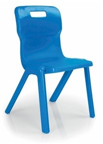Monster Chair - Blue from Simply Tables and Chairs