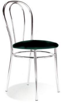 Tulipan Chrome Cafe Chair - Simply Tables and Chairs